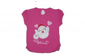 Фото Детская одежда 1-5 лет, Футболки для девочек  футболка девочка2664