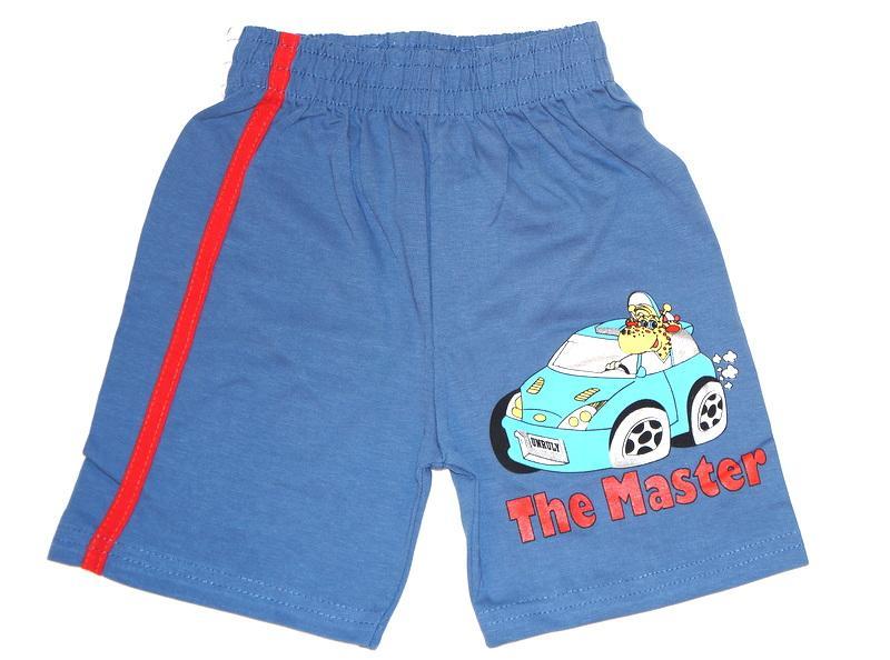 шорты трикотажные для мальчика