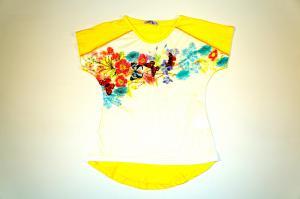 Фото Подростковая одежда, Туники для девочек туника6041