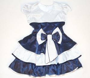 Фото Нарядные платья для девочек платье для девочек атлас