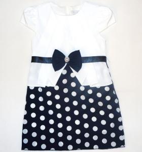 Фото Нарядные платья для девочек платье шифоновое на хлопковой подкладе