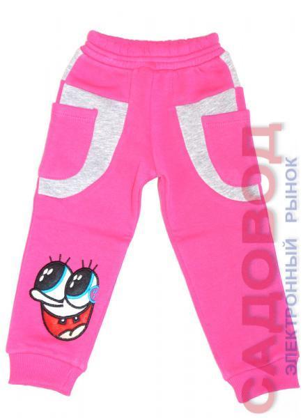 спортивные брюки для девочек Спортивные штаны детские для девочек на рынке Садовод