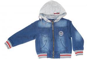 Фото Джинсы  куртка джинсовая для мальчика