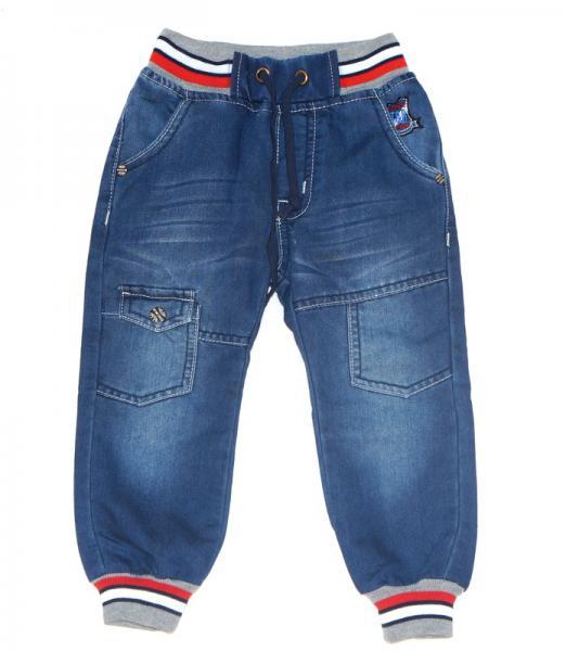 джинсовые брюки для мальчика