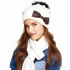 Фото Подростковая линия, Осень-Зима 2015/16, Девочки ШАПКА АНГЛИ/30228