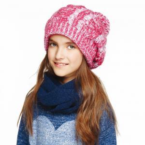 Фото Подростковая линия, Осень-Зима 2015/16, Девочки ШАПКА/ВИВИЯ/40442