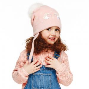 Фото Детская линия, Осень-Зима 2015/16, Девочки ШАПКА АБИГЕЛЬ/20626