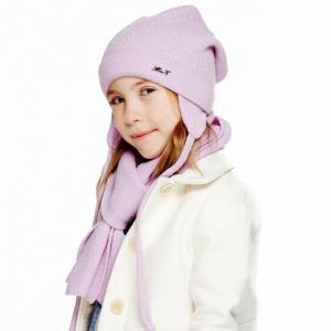 Фото Детская линия, Осень-Зима 2015/16, Девочки ШАПКА АЙВА/40368