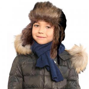 Фото Детская линия, Осень-Зима 2015/16, Мальчики ШАПКА МВ-3163
