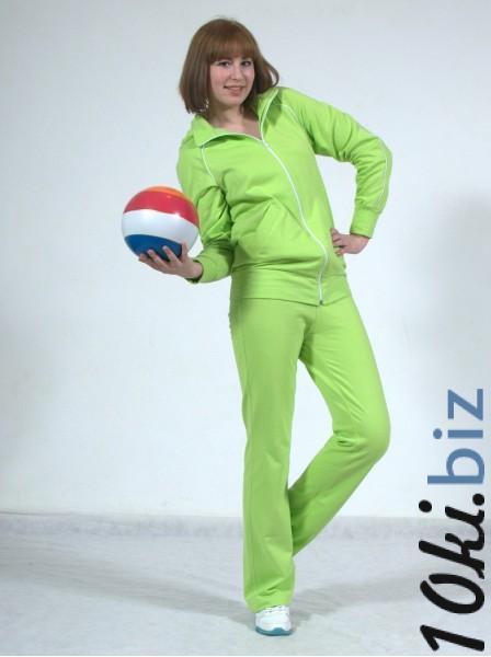 Костюм с кантом 46-56 Спортивные костюмы женские в Москве