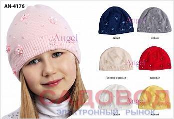 AN-4176 Головные уборы детские для девочек на рынке Садовод