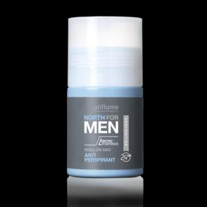 Фото Парфюмерия,туалетная вода , Для мужчин, Мужские дезодоранты Мужской шариковый дезодорант-антиперспирант «Норд» 15548