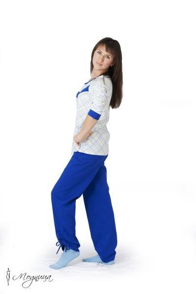 Пижама с брюками 46-56