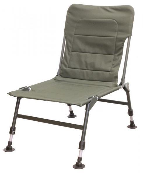 Кресло Strategy Sezzion Wide Carp Seat 500D PVC material 52x47x32/79cm