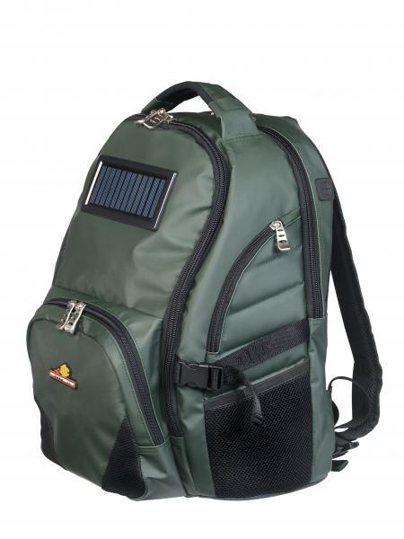 Рюкзак JRC Extreme Camera - Laptop Backpack green 39x19x43cm