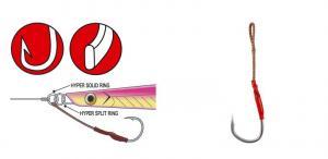 Фото Активный отдых и туризм,  Товары для рыбной ловли., Крючки, Gamakatsu, Assist Крючок Gamakatsu Tuned Assist Hyper Spec Tinned