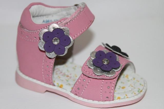 Сандалии A9621-12BM pink