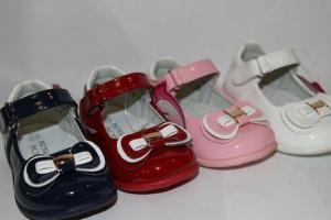 Фото Туфли, Праздничные туфли для девочек, до 25 Туфли 3А19
