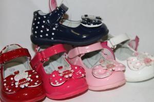Фото Туфли, Праздничные туфли для девочек, до 25 Туфли XS-59