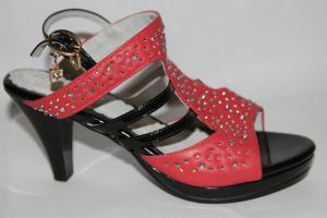 Фото Туфли, Праздничные туфли для девочек, до 38 Босоножки Н38-Е39 BL