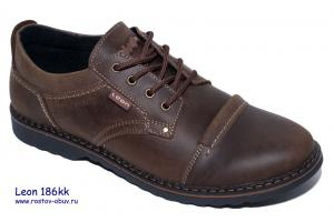 Фото Ростовская мужская обувь, Весна-осень комфорт Обувь мужская LN 186kk