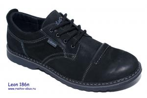 Фото Ростовская мужская обувь, Весна-осень комфорт Обувь мужская LN 186n