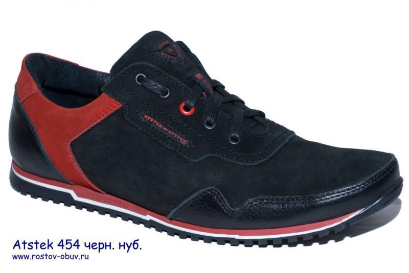Обувь мужская AT 454nred