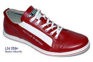 Фото Ростовская мужская обувь, Весна-осень классика Обувь мужская LN 159r