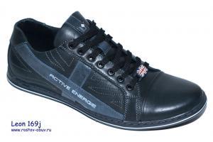 Фото Ростовская мужская обувь, Весна-осень классика Обувь мужская LN 169j