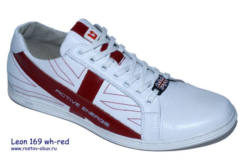 Обувь мужская LN 169whRed