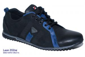 Фото Ростовская мужская обувь, Весна-осень классика Обувь мужская LN 202ns