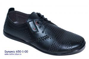 Фото Ростовская мужская обувь, Лето Обувь мужская DN 650-1-00