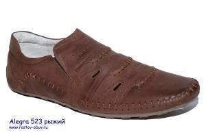 Фото Ростовская мужская обувь, Лето Обувь мужская AL 523br