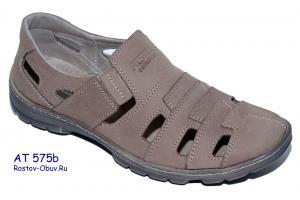 Фото Ростовская мужская обувь, Лето Обувь мужская AT 575b