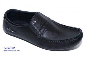 Фото Ростовская мужская обувь, Мокасины Обувь мужская LN 192