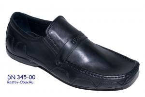 Фото Ростовская мужская обувь, Мокасины Обувь мужская DN 345-00