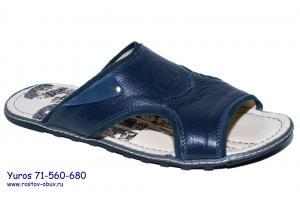 Фото Ростовская мужская обувь, Кожаные тапки Обувь мужская YU 71-560-680