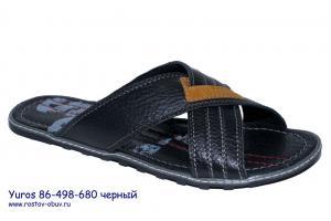 Фото Ростовская мужская обувь, Кожаные тапки Обувь мужская YU 86-498-680