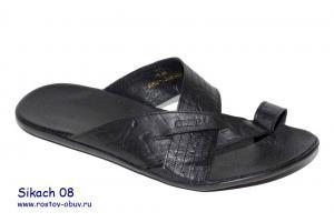 Фото Ростовская мужская обувь, Кожаные тапки Обувь мужская SK 08