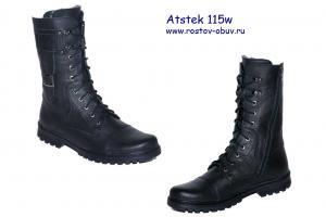 Фото Ростовская мужская обувь, Зима комфорт Обувь мужская AT 115w