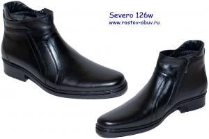 Фото Ростовская мужская обувь, Зима классика Обувь мужская SV 126w