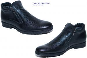Фото Ростовская мужская обувь, Зима классика Обувь мужская YU 821-508-532w