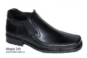 Фото Ростовская мужская обувь, На байке Обувь мужская AL 241