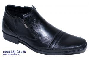 Фото Ростовская мужская обувь, На байке Обувь мужская YU 381-03-128