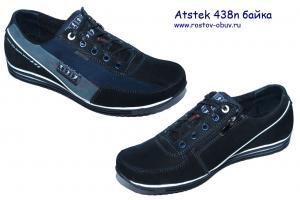 Фото Ростовская мужская обувь, На байке Обувь мужская AT 438nb
