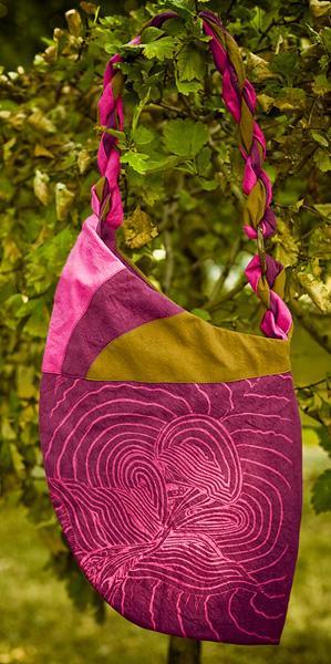 Лепесток (фиолетовый с фиксией)