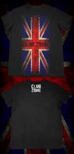 Фото Подростковые футболки GOOD Club Zone (Светится в темноте и ультрафиолете)