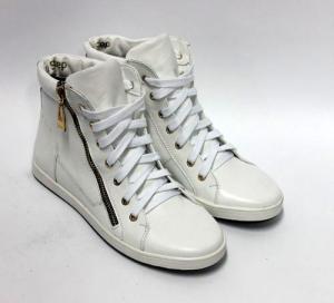 Фото Кеды, сникерсы, кроссовки, слипоны (под заказ) натуральная кожа Кеды высокие