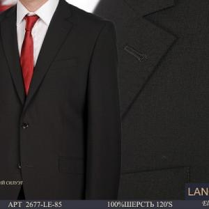 Фото Мужские костюмы, Костюмы Lancelot Костюм мужской двойка Lancelot 2677-LE-85