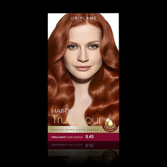 (31793)Стойкая краска для волос «Цвет-Эксперт» Интенсивный медный